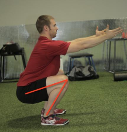 Knee Flexion Angle