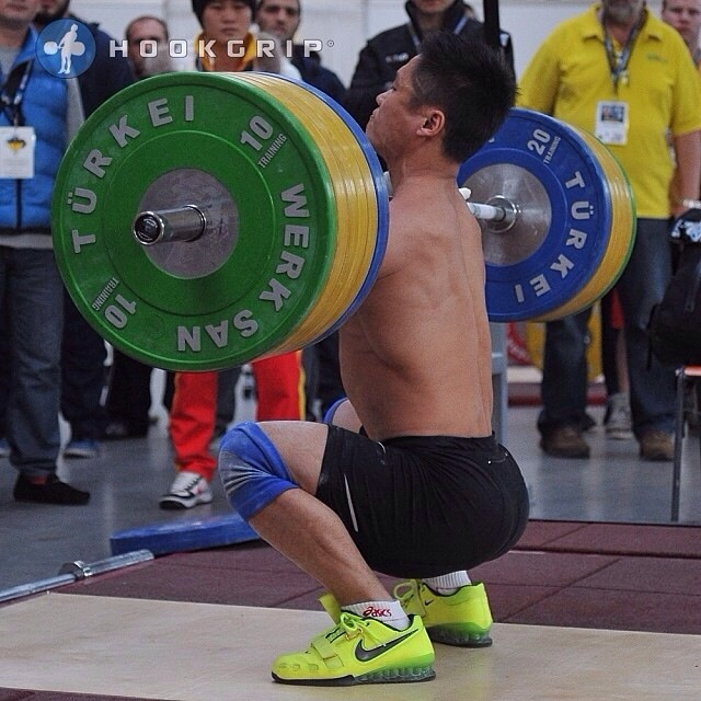 c46a0e4c7df6 Can The Knees Go Over The Toes  – Squat University