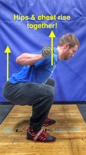 Learn to squat properly