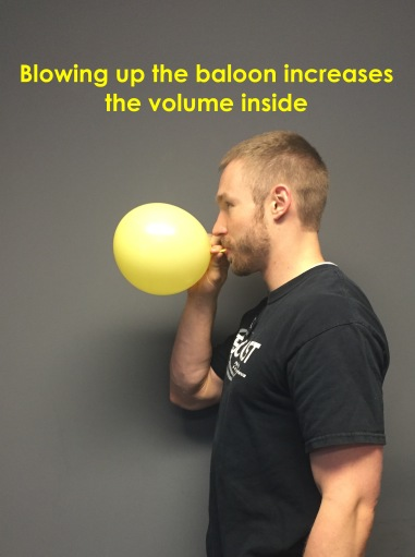 Volume Increase