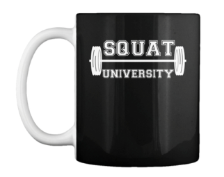 SquatU Coffee Mug
