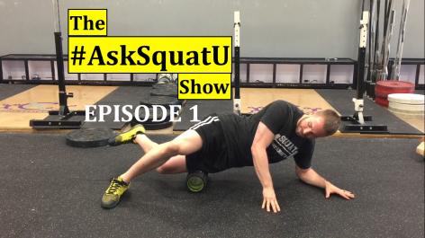 AskSquatU Show Ep1 COVER