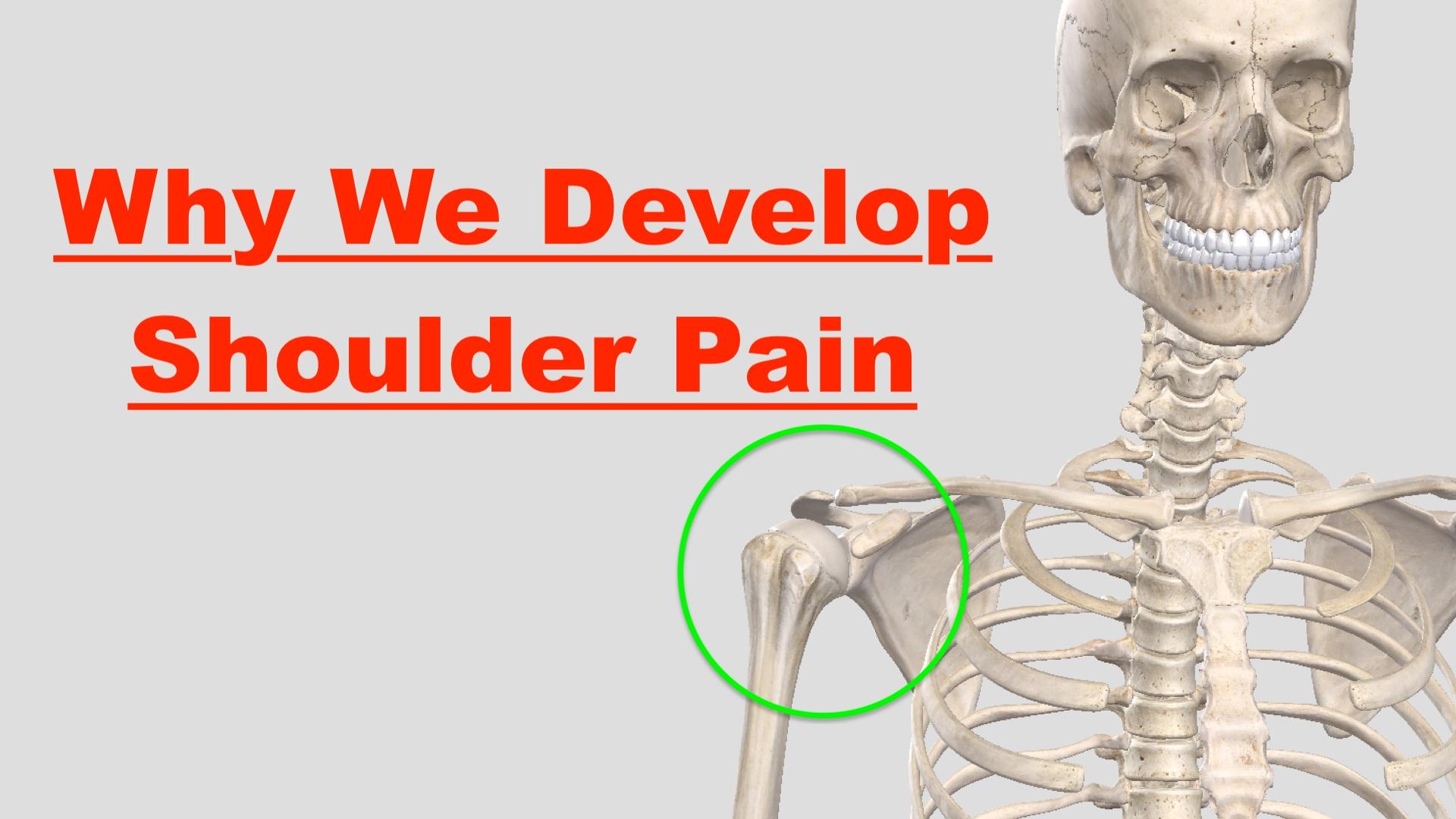 6 Moves To Shrug Off Shoulder Pain images